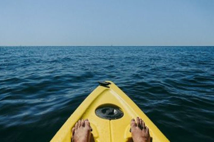 Smooth Kayak Launch