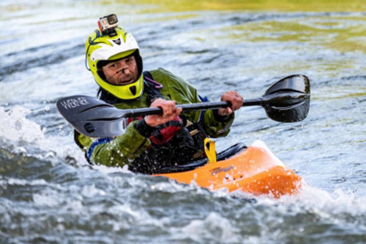 Wet Exit Your Kayak
