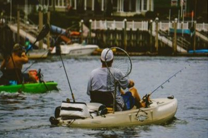 fishing kayaks with pedals